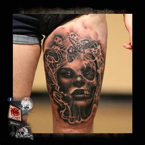 Tattoo Expo Bucuresti | chippi corpsepainter international tattoo convention