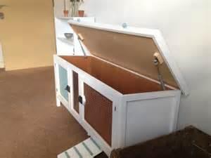 Indoor Hutch For Rabbit 25 Best Ideas About Indoor Rabbit House On Pinterest