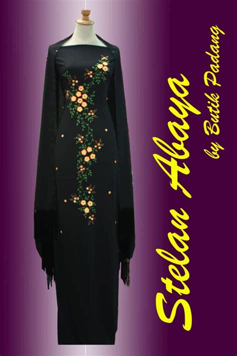 Stelan Mukena Kerancang Khas Bukittinggi butik padang bahan baju abaya 09