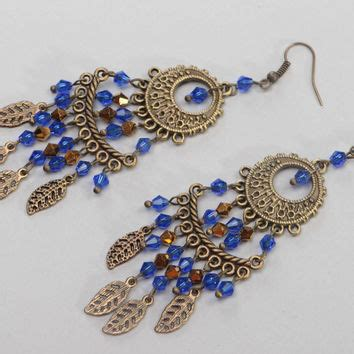Handmade Beaded Earrings Designs - shop handmade beaded earrings designs on wanelo