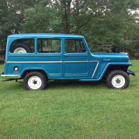 Willys Jeep Wagon For Sale 1962 Willys Jeep Wagon Restored For Sale In Asbury New