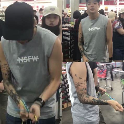 amber liu tattoo are we just gonna ignore shirt or liu