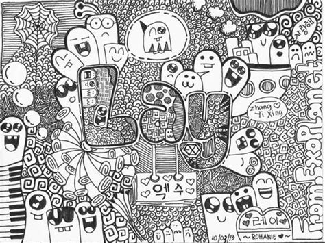 doodle exo doodle exo 엑소 amino