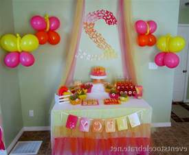 simple birthday party decorations at home decorating of