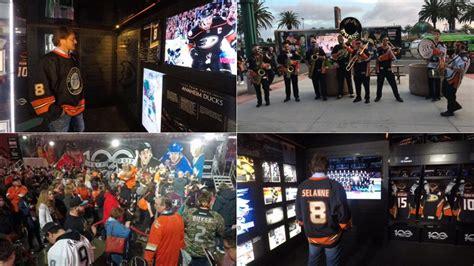 nhl centennial fan arena nhl centennial fan arena comes to anaheim nhl com