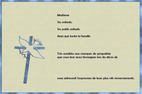 Modèles De Lettres De Condoléances Exemple De Lettre De Remerciement Condol 233 Ances Covering Letter Exle