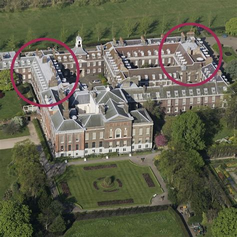 kate and william s future kensington palace apartment kate middleton and prince william to take over princess