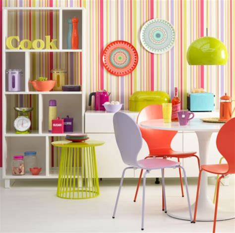 bright kitchen ideas fluoro bright kitchen diner colourful decorating ideas housetohome co uk