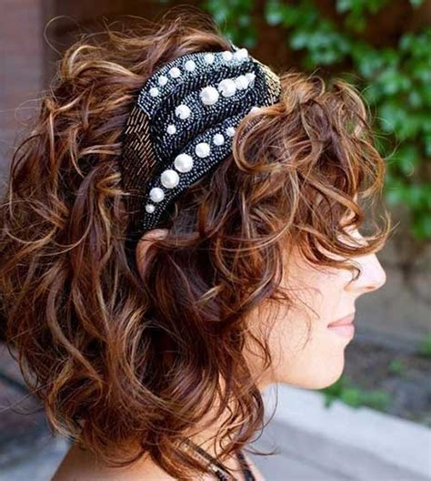 cute curly hairstyles for short hair popular long 20 best cute short curly hairstyles short hairstyles