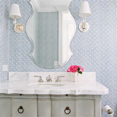 blue bathroom wallpaper tag archive for quot decor quot home bunch interior design ideas