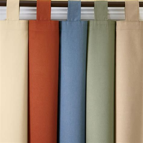 Tab Top Curtain Panels Furniture Ideas Deltaangelgroup