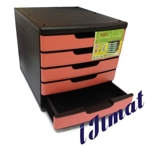 Document Drawer by Niso 8833 Document Drawer 5 Tiers 5 Layers