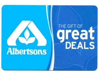 Albertsons Sweepstakes - www albertsonssurvey com albertsons is offering 9 100 gift cards in the weekly