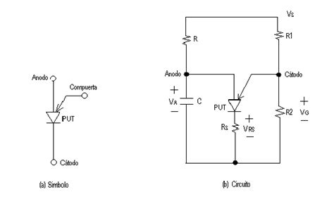 transistor y tiristor el transistor ujt programable