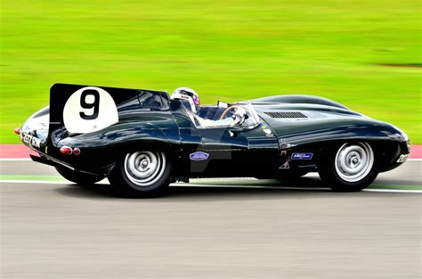 jaguar j type 2015 jaguar d type no 9 by willie j on deviantart