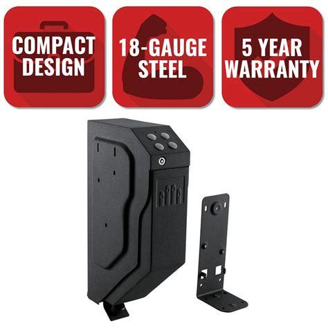 bathroom vssv design handgun safe best bedside gun safe for quick access pew