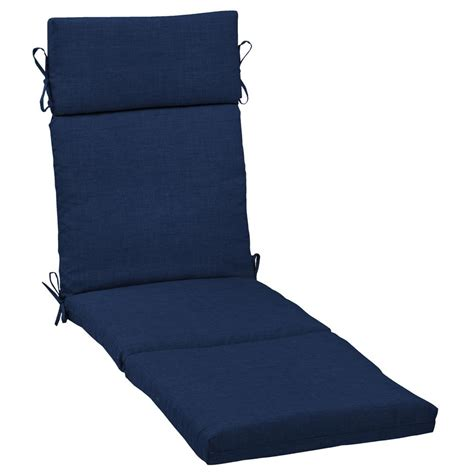 most comfortable chaise lounge cushions sapphire leala texture outdoor chaise lounge cushion