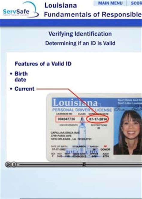 louisiana id template louisiana id template choice image template design ideas