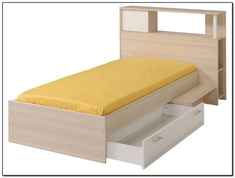 Storage Frame Bed Single Bed Frame With Storage Best Storage Design 2017
