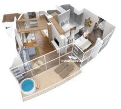 oasis seas owner grand loft suite category