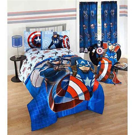 marvel captain america winter soldier twin full comforter