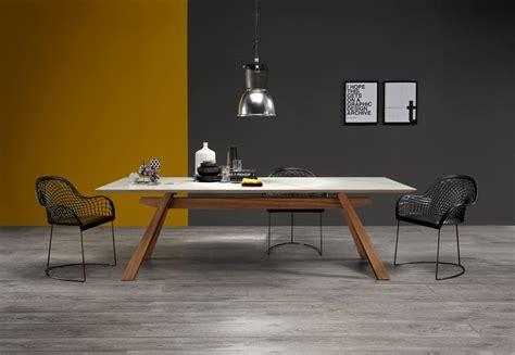 tavolo piano marmo tavolo in legno con piano in marmo idfdesign