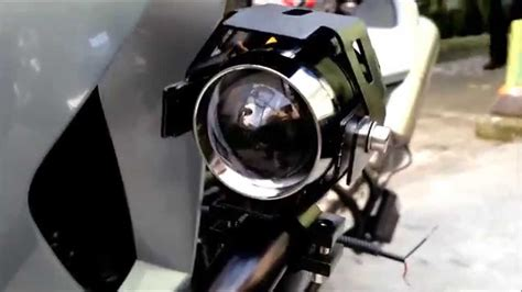 instalacao de farol auxiliar de led moto farol auxiliar