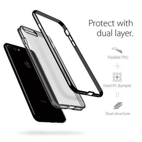 Spigen Neo Hybrid Iphone 7 Plus Jet Black Original spigen neo hybrid skal till apple iphone 7 plus
