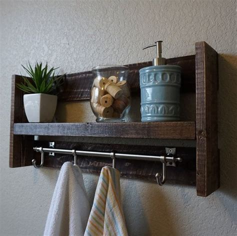bathroom shelves with towel rack best 25 towel shelf ideas on small downstairs