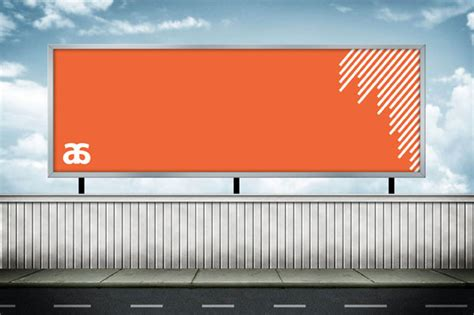 16 billboard and street mockup psd