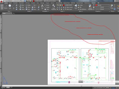 autocad layout zoom extents plotting clipped xref s autodesk community