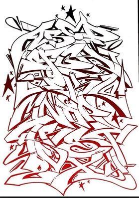 graffiti collection ideas graffiti alphabet fonts
