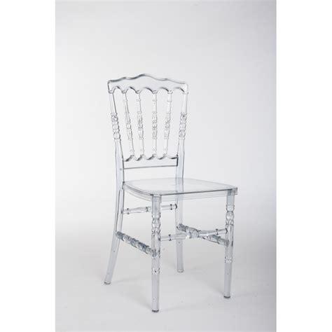 chaise baroque transparente chaise baroque transparente