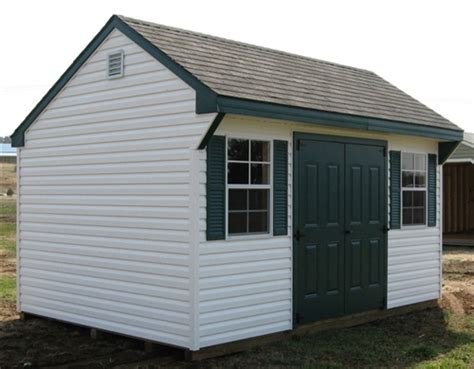 Vinyl Storage Sheds Quaker Vinyl Storage Shed For Sale