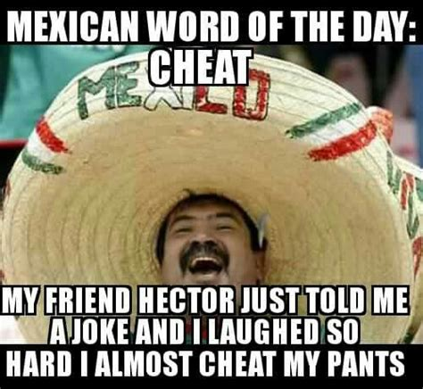 Funny Memes Mexican