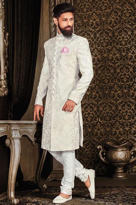 17 Best ideas about Sherwani on Pinterest   Sherwani groom