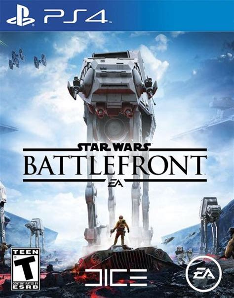 Ps4 Wars Battlefront wars battlefront ps4 box image ps4