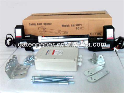 lockmaster swing gate opener lockmaster lm902 manual