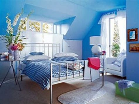 Bedroom Blue Paint Ideas Magnificent Bedroom Interior Design Ideas