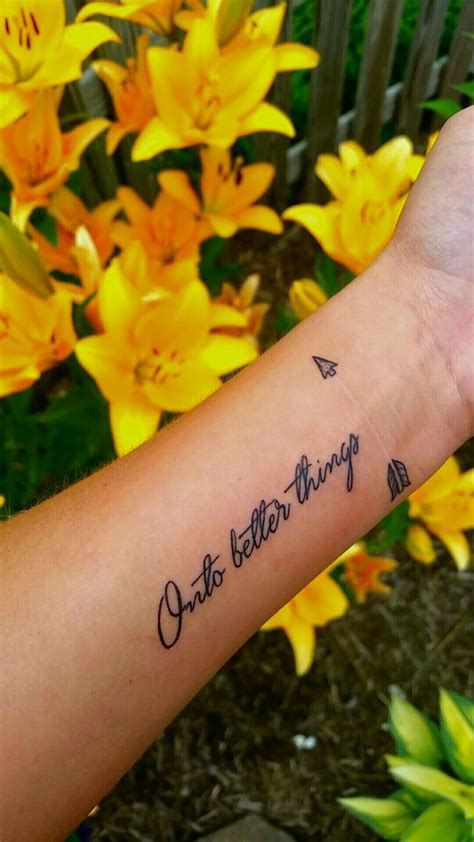small quotes tattoo best 25 small quote tattoos ideas on