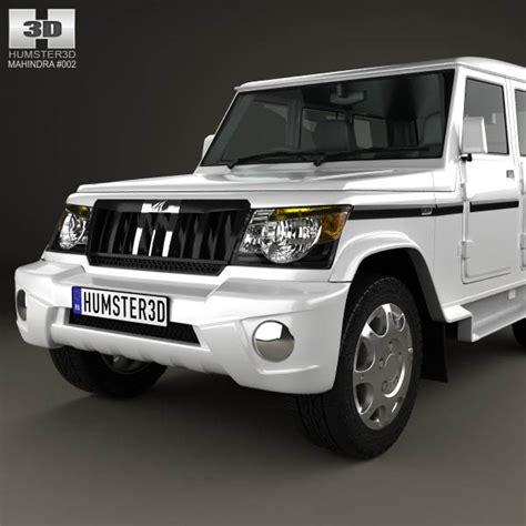 uing models of mahindra mahindra bolero 2001 3d model hum3d