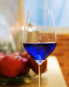blue wine is a thing now bored panda