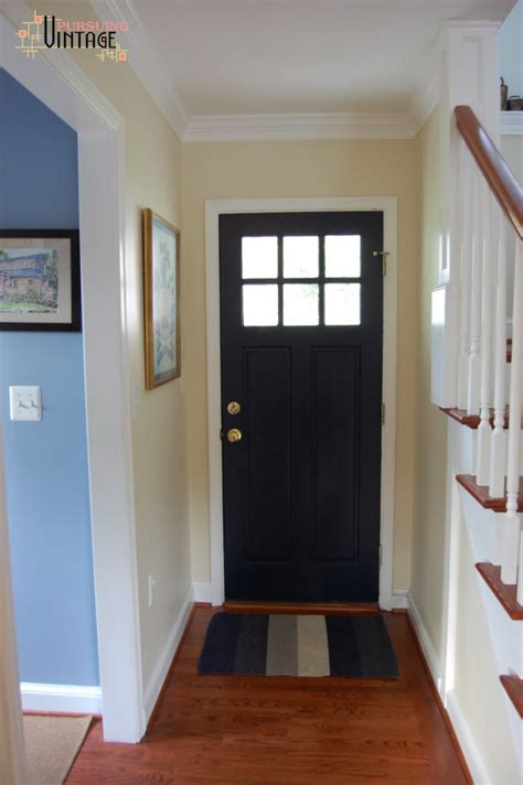 do you paint both sides of a front door the same color front door painting made easy with modern masters