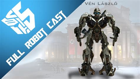 film robot transformer youtube transformers 5 official robot cast youtube