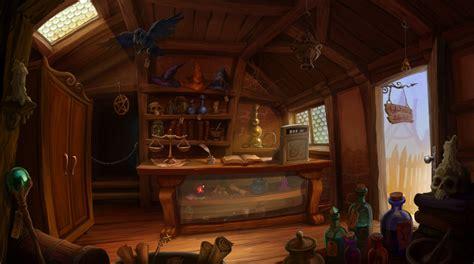 Magic Shop by Magic Shop By Aeyolscaer On Deviantart