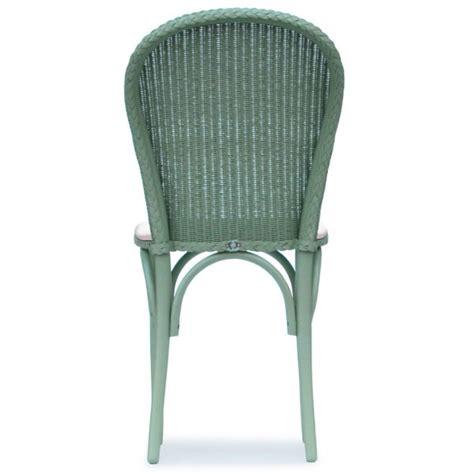 Lloyd Loom Bistro Chair Bistro Chair Upholstered Lloyd Loom
