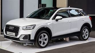 cost of new cars 2017 audi q2 new car sales price car news carsguide