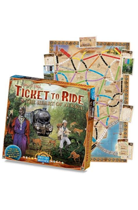 Ticket To Ride Map Collection Volume 2 India Switzerland ticket to ride map collection volume 3 the of africa