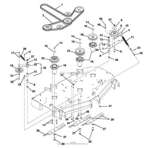 gravely mower parts diagram gravely 991084 000101 009999 zt 60 hd parts diagram