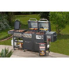 outdoor gourmet pro triton supreme 7 burner propane and